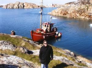 Roucaute chez les inuits